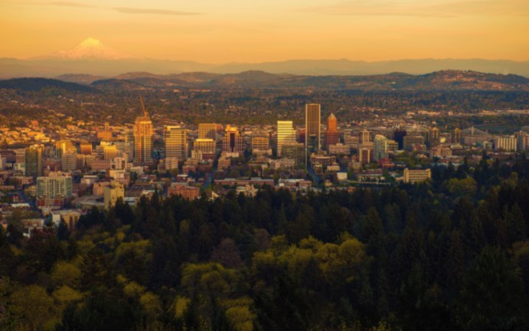 The city of Portland is creating a new district