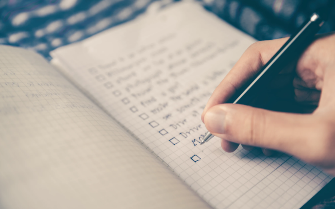 Considering a refinance? Here is a checklist to get you ready.
