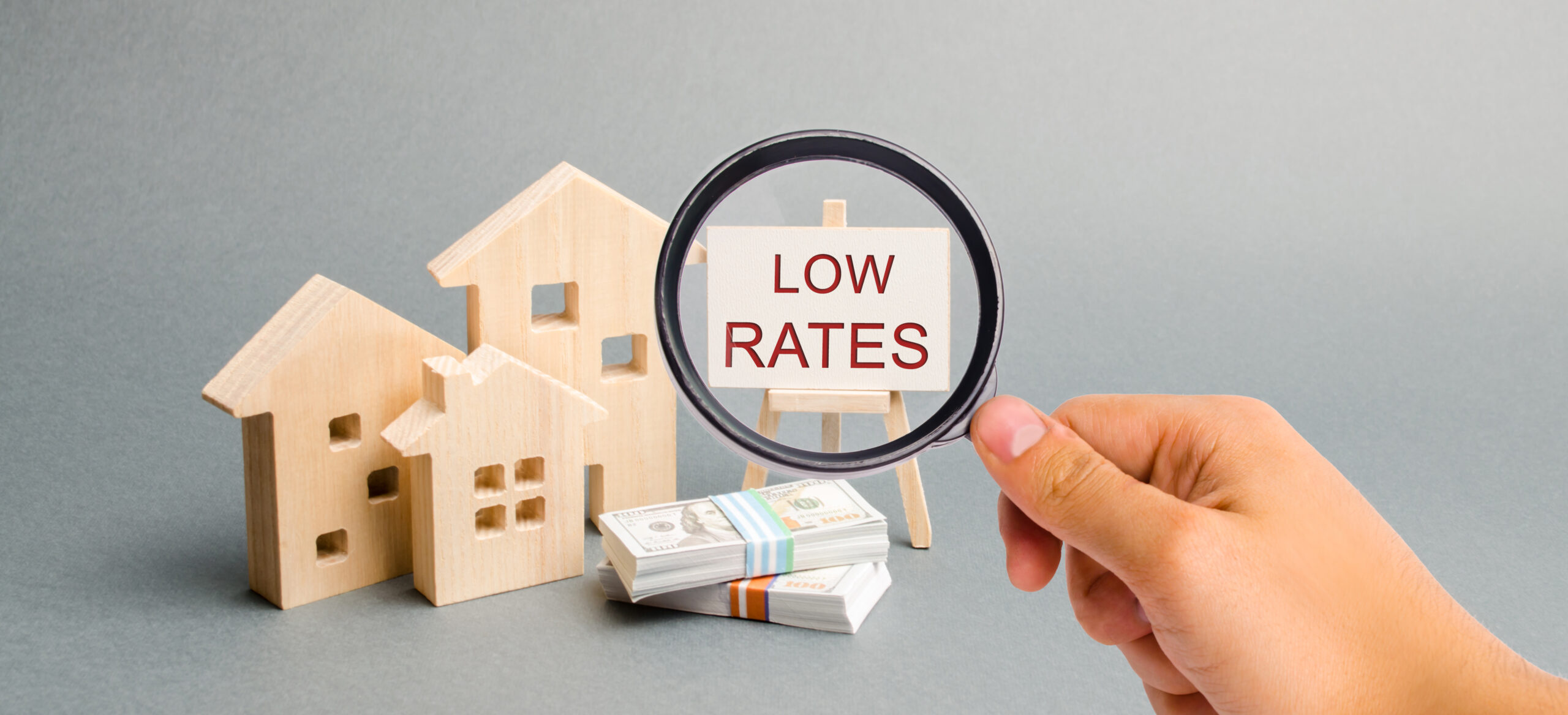 It is a great time to take advantage of the current interest rates